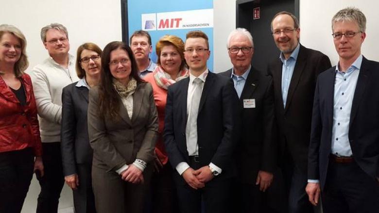 """MIT KV Braunschweig tagt im """"Haus der Versicherungen"""""""