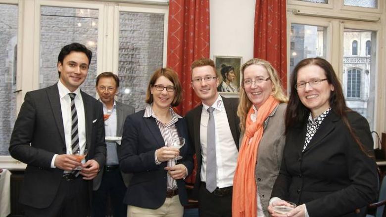MIT KV Braunschweig feiert 60 Jahre MIT im Braunschweiger Rathaus