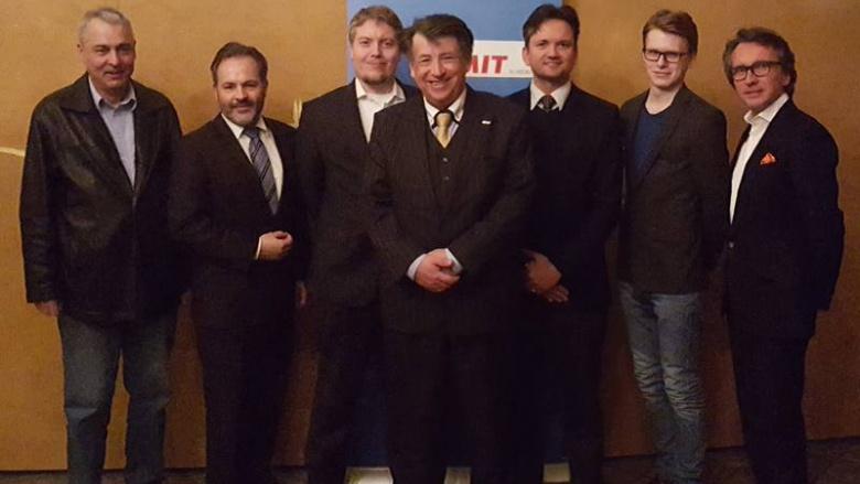 MIT Stadtverband Laatzen im Kreisverband Hannover-Land gegründet - David Novak ist Vorsitzender