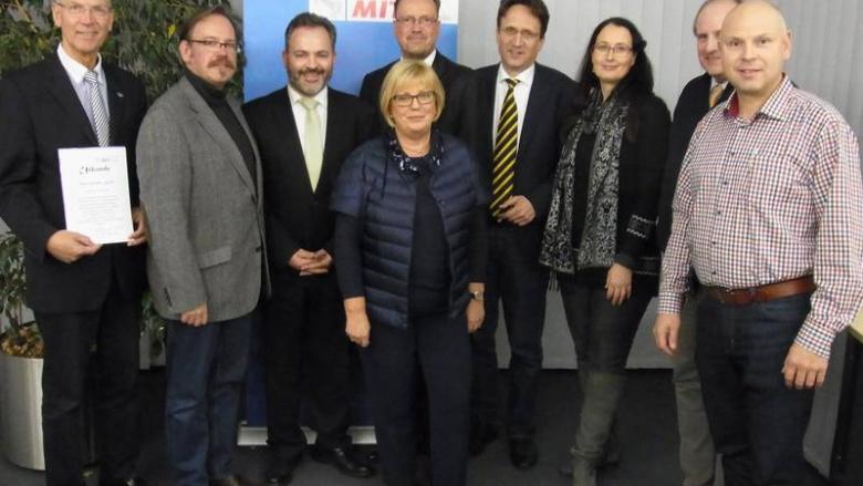 MIT Regionsverband Hannover gegründet