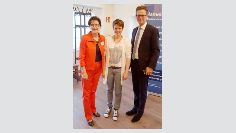 MIT Hameln-Pyrmont – Frühlingsempfang mit Dr. Carsten Linnemann